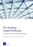 Cover: The changing hospital landscape