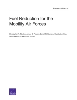 Cover: Fuel Reduction for the Mobility Air Forces