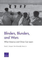 Cover: Blinders, Blunders, and Wars