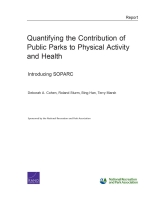 Cover: Quantifying the Contribution of Public Parks to Physical Activity and Health