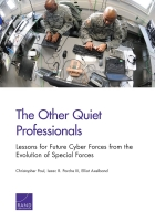 Cover: The Other Quiet Professionals