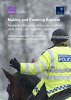 Cover: Making and Breaking Barriers