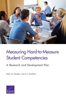 Cover: Measuring Hard-to-Measure Student Competencies