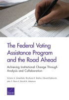 Cover: The Federal Voting Assistance Program and the Road Ahead
