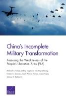 中国未完成的军队转型: 评估中国人民解放军的短板, 内容摘要