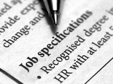 Employment ad