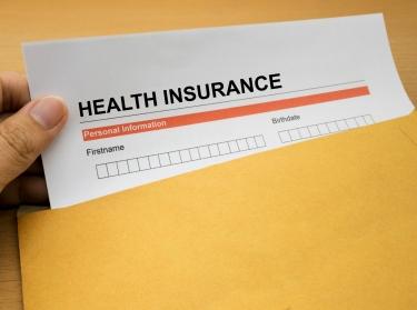 Health insurance application