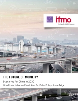 Cover: The Future of Mobility