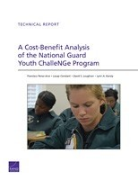 Cover: A Cost-Benefit Analysis of the National Guard Youth ChalleNGe Program