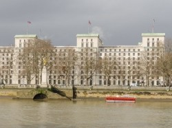 UK Ministry of Defence building