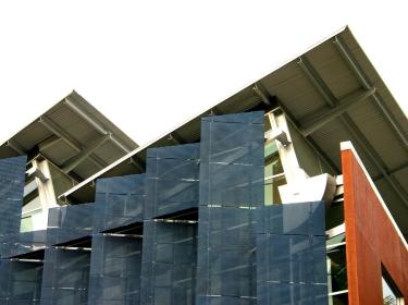 Energy efficient building on the campus of the University of Sunshine Coast, Australia