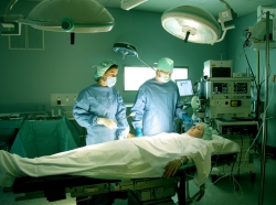 surgery room