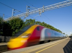 British High Speed Train