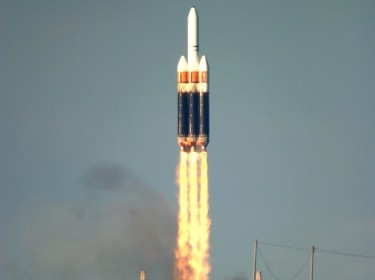 Launch vehicle lift-off for evolved expendable launc