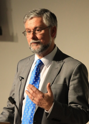 CCHSR lecture by Martin Roland, with Q&A