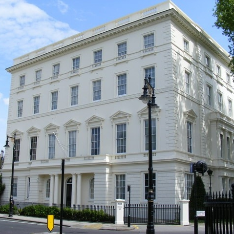 Seaford House, home of the Royal College of Defence Studies