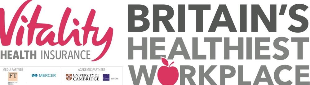 Britain's Healthiest Company (logo)