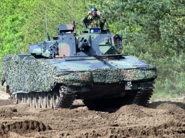 Dutch Army Open house / Open door Landmachtdagen 2012 in Oirschot