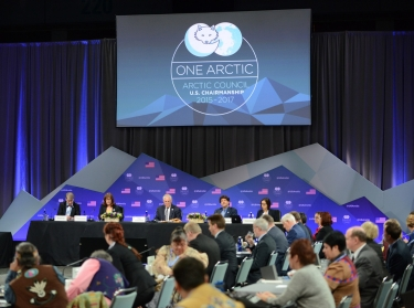 Secretary Tillerson Addresses the 10th Arctic Council Ministerial Meeting in Fairbanks