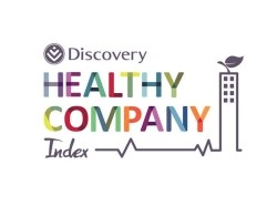 Logo of Discovery's Healthy Company Index