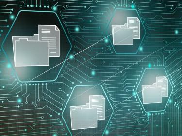 Digital data concept, illustration by thodonal/Adobe Stock