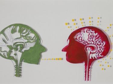 Illustration of Alzheimer's Disease