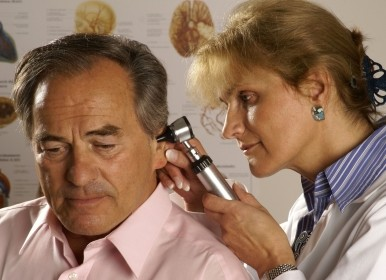 Outpatient ear inspection
