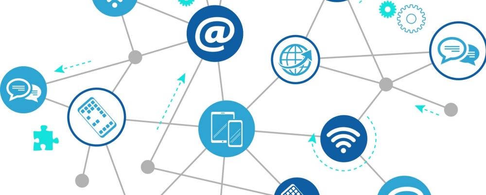 Mobile-digital communication concept, illustration by  j-mel/Adobe Stock