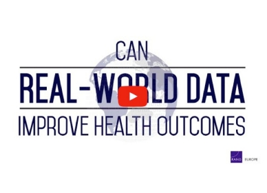 Screen capture of Real World Data animated video