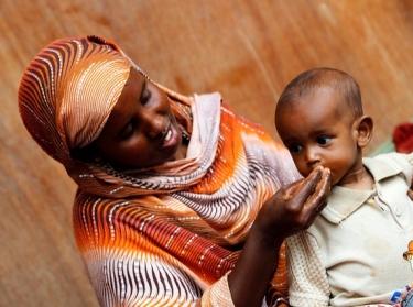 World Bank nutrition program in Djibouti