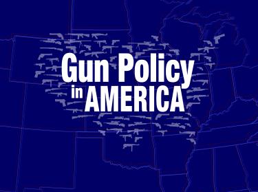 RAND Gun Policy in America logo