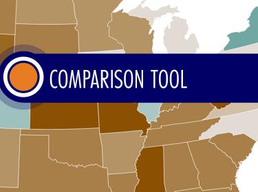 Gun Policy in America comparison tool