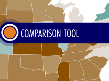 Gun Policy in America comparison tool