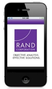 RAND iPhone app