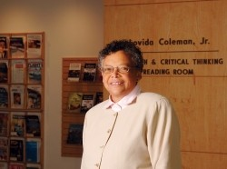 Lovida Coleman, Jr., an attorney, philanthropist, and RAND trustee