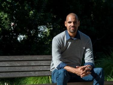 Senior Policy Researcher Benjamin Preston, photo by Diane Baldwin/RAND Corporation