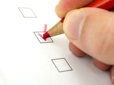 survey, exam, education, test, concept, feedback, customer, service, question, option, election, choosing, red, check, mark, detail