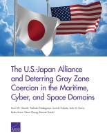 التحالف الأمريكي الياباني ومواجهة ضغوطات النزاع البارد (المنطقة الرمادية) في مجالات البحر والفضاء الإلكتروني والفضاء الخارجي