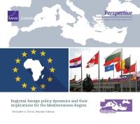 ديناميكيات السياسات الخارجية الإقليمية وتداعياتها على منطقة البحر الأبيض المتوسط