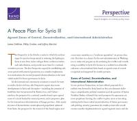 خطة سلام لسوريا الجزء 3