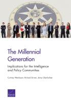 جيل الألفيّة: التداعيات على مجموعات الاستخبارات والسياسات