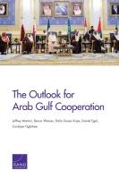 آفاق تعاون بلدان الخليج العربي