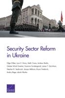 إصلاح قطاع الأمن في أوكرانيا