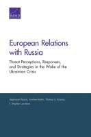 العلاقات الأوروبية مع روسيا: تصوّرات التهديد والاستجابات والاستراتيجيات في أعقاب الأزمة الأوكرانية