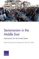 الطائفية في الشرق الأوسط: التداعيات على الولايات المتحدة