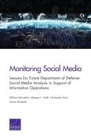 رصد وسائل التواصل الاجتماعيّ