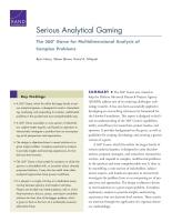 الألعاب التحليلية المعقدة: منظومة اللعبة 360° المتعلقة بالتحليل متعدد الأبعاد للمشكلات المعقدة