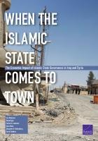 عندما تصل الدولة الإسلامية إلى المدينة: التأثير الاقتصادي لحوكمة الدولة الإسلامية في العراق وسورية