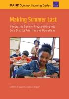 استدامة الصيف: دمج البرامج الصيفية في الأولويات والعمليات الأساسية على مستوى المناطق