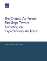 الخطوات الأولى التي اتخذتها القوات الجوية الصينية لتصبح قوة جوية للتدخل السريع
